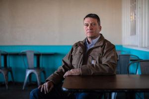 NEW YORK TIMES / FEB. 21 Ronny Jackson, the former White House physician, in Wichita Falls, Texas.