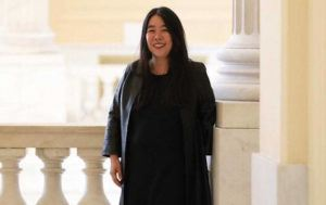COURTESY NATIONAL PARTNERSHIP FOR WOMEN & FAMILIES                                 Erika Moritsugu, a Capitol Hill veteran and vice president of a women's rights advocacy group, has been named liaison to the Asian American and Pacific Islander community under President Joe Biden.