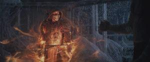 """COURTESY WARNER BROS.                                 Hiroyuki Sanada in a scene from """"Mortal Kombat."""""""