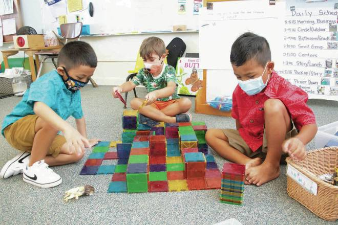 Hawaii's prekindergarten classes lauded for quality not quantity