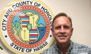 STAR-ADVERTISER                                 Anton Krucky, executive director of the Office of Housing