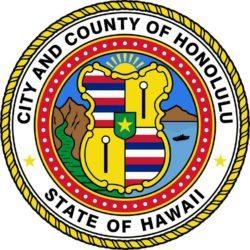 City and County of Honolulu.