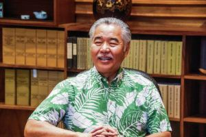 """STAR-ADVERTISER                                 <strong>""""We are trying to work to identify illegal vacation rentals and then examining what taxes that they've been paying.""""</strong>                                 <strong>Gov. David Ige</strong>"""