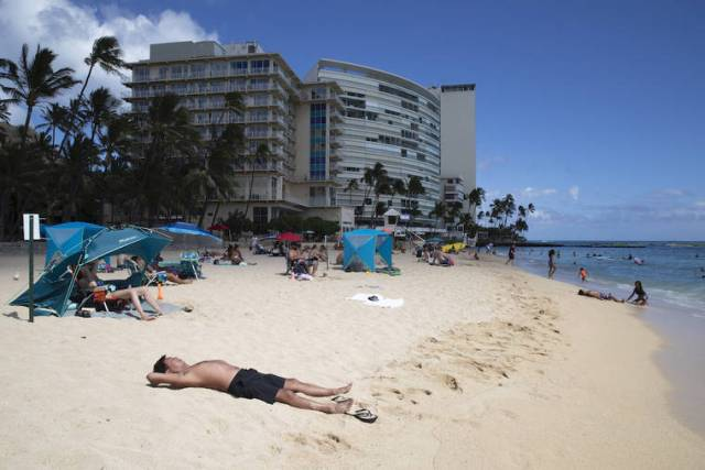 Hawaii sees 104 new coronavirus cases, bringing statewide total to 36,975