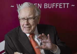 ASSOCIATED PRESS                                 Warren Buffett, Chairman and CEO of Berkshire Hathaway, spoke, in May 2019, during a game of bridge following the annual Berkshire Hathaway shareholders meeting in Omaha, Neb. The richest 25 Americans pay less in tax — 15.8% of adjusted gross income — than many ordinary workers do, once you include taxes for Social Security and Medicare, the nonprofit investigative journalism organization ProPublica found.