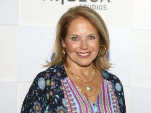 ASSOCIATED PRESS Journalist Katie Couric attends a screening during the 20th Tribeca Festival at The Waterfront Plaza at Brookfield Place, in New York, Friday.