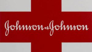 ASSOCIATED PRESS                                 A Johnson & Johnson logo, seen Feb. 24, on the exterior of a first aid kit in Walpole, Mass. Johnson & Johnson is recalling five of its sunscreen products after testing found low levels of benzene — a chemical that can cause cancer with repeated exposure — in some product samples, the company said late today.