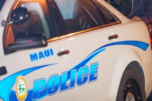 STAR-ADVERTISER FILES                                 A 33-year-old visitor died after he fell off a cliff in Maui Thursday. According to the Maui Police Department, witnesses said the man was standing in the cliff area when he fell about 20 feet into the water.