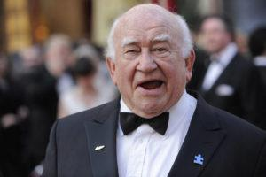 ASSOCIATED PRESS                                 Actor Ed Asner arrives during the 82nd Academy Awards in the Hollywood section of Los Angeles in 2010. Asner, the blustery but lovable Lou Grant in two successful television series, has died. He was 91. Asner's representative confirmed the death in an email today.