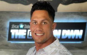 """COURTESY PHOTO                                 Chad Owens, former University of Hawaii and Canadian Football League standout, hosts the """"The CO2 RUN DWN,"""" the Honolulu Star-Advertiser's Facebook Live sports talk show."""