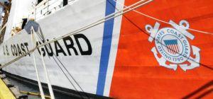 2012 February 24 CTY - Coast Guard Cutters -The U.S. Coast Guard Cutter Rush at Coast Guard Station, Sand Island. HSA photo by Bruce Asato