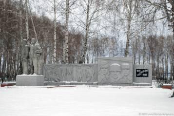 памятник победы Фотографии Старая Майна Ульяновской области