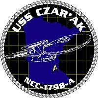 USS Czar'ak Logo