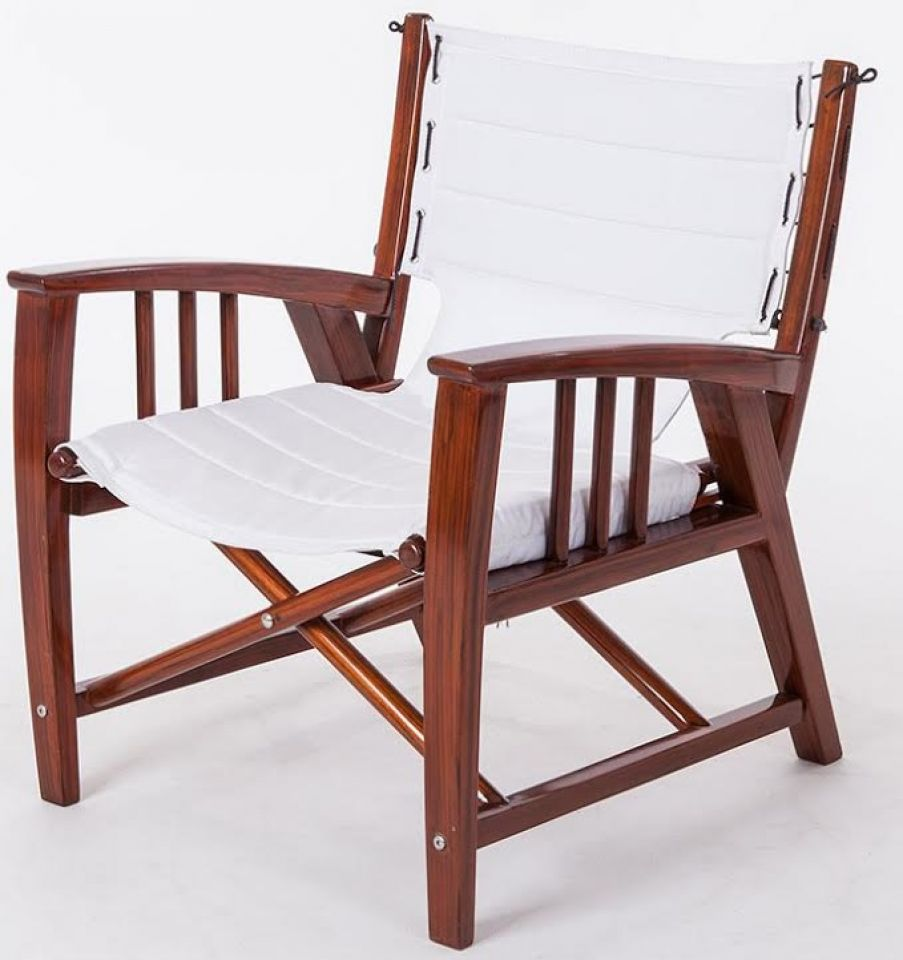 fauteuil pliable en toile sunbrella