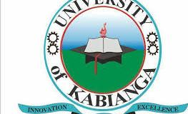 University of Kabianga Admission Lists 2019/2020