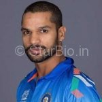 Shikhar Dhawan Height, Weight, Age, Wife, Family, Biography, Wiki