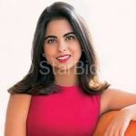 Isha Ambani Height, Weight, Age, Biography, Wiki, Husband, Family