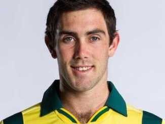 Glenn Maxwell Height, Weight, Age, Wiki, Biography, Girlfriend, Family