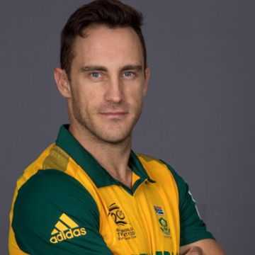 Faf du Plessis Height, Weight, Age, Biography, Wiki, Salary, Wife, Family