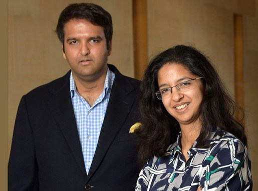 Ajay Piramal's Son Anand Piramal And His Daughter Nandini Piramal