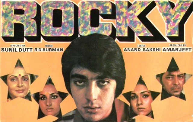 Sanjay Dutt's Movie 'Rocky'