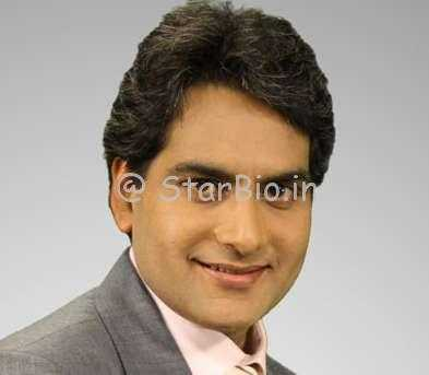 Sudhir Chaudhary Height, Weight, Age, Wiki, Biography, Wife, Family