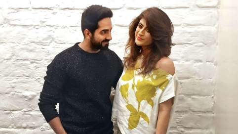 Ayushmann and Tahira