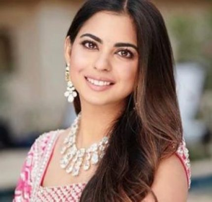 Isha Ambani Height, Weight, Age, Wiki, Biography, Husband & More