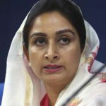 Harsimrat Kaur Badal Biography, Age, Height, Wiki, Husband, Family