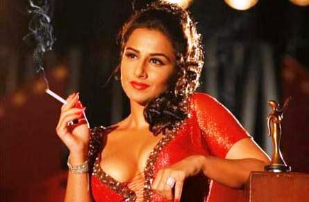 Vidya Balan as Silk in The Dirty Picture