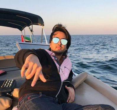 Priyank Sharma loves to travel