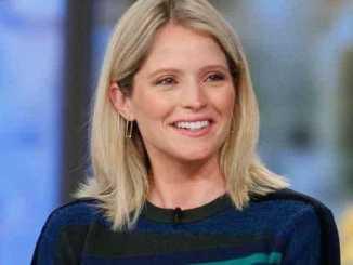Sara Haines Bio Wiki Net Worth Salary Age Husband Wedding