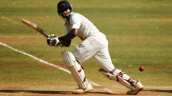 Shreyas Iyer playing in Ranji Trophy