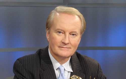 Image of a journalist Larry Mendte