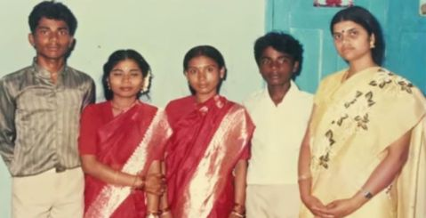 Remo D' Souza And His Siblings