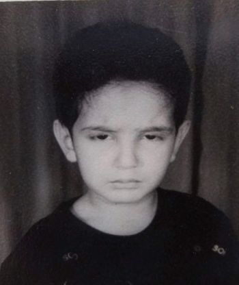 Aditya Seal As A Child