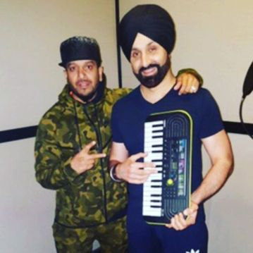 Jazzy B with Sukshinder Shinda