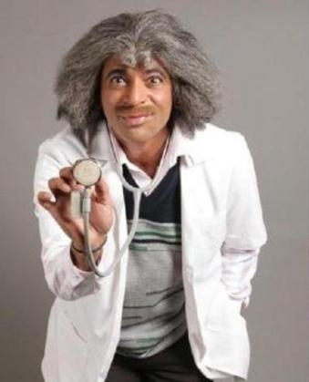 Sunil Grover As Mashoor Gulati