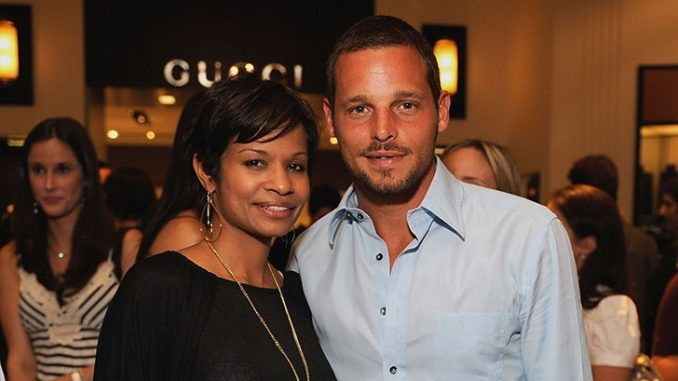 Keisha Chambers tied her knot with her long-term boyfriend and spouse Justin Chambers
