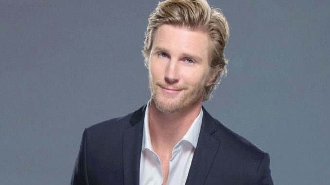 Thad Luckinbill was previously married to Amelia Heinle.