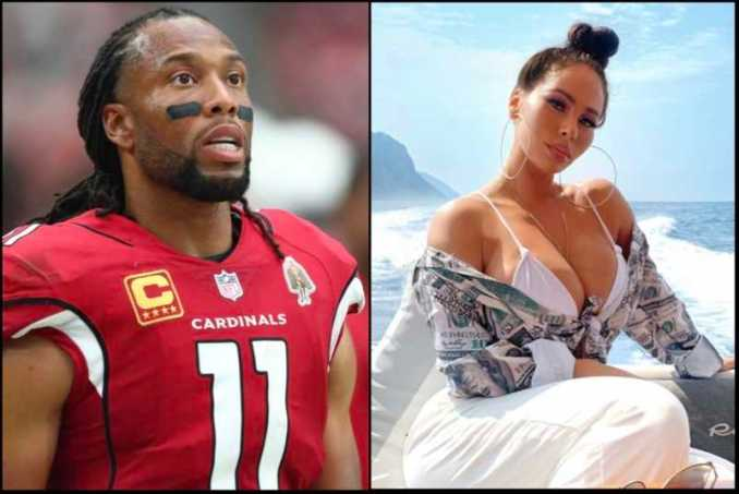 Larry Fitzgerald Girlfriend