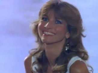 Sherrie Swafford was in a relationship with Steve Perry.