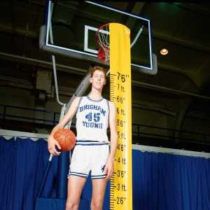 shawn bradley height