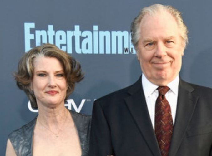 Michael McKean With Wife Annette O'Toole