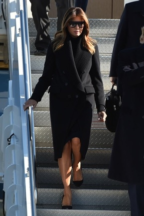 Melania Trump height, weight, and body measurement