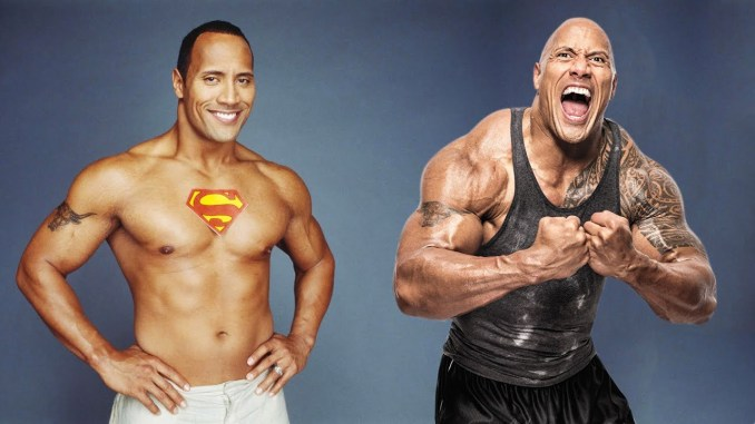Dwayne Johnson wwe and Actor