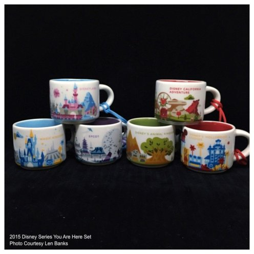 Starbucks Ornament YAH Mug