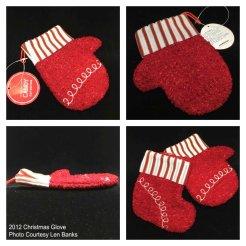2012 Christmas Glove