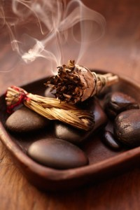 Subtle aromatherapy, Diffuser oils and Smudging