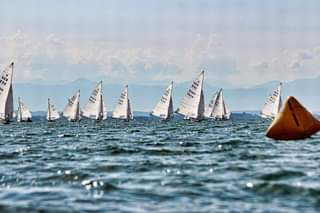 Preparations for the International German Starboat Championship 2021 in Bavaria …